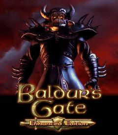 Jaquette de Baldur's Gate : Enhanced Edition PC