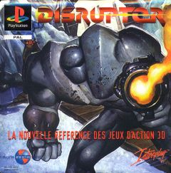 Jaquette de Disruptor PlayStation