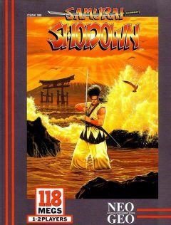 Jaquette de Samurai Shodown NeoGeo