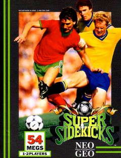 Jaquette de Super Sidekicks NeoGeo