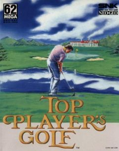 Jaquette de Top Player's Golf NeoGeo