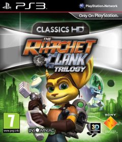 Jaquette de The Ratchet & Clank Trilogy PlayStation 3