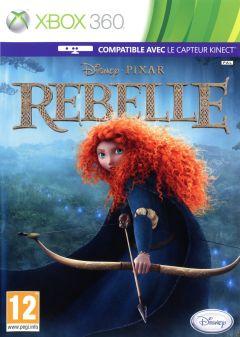Jaquette de Rebelle : Le jeu vidéo Xbox 360