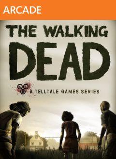 Jaquette de The Walking Dead : Episode 1 - A New Day Xbox 360