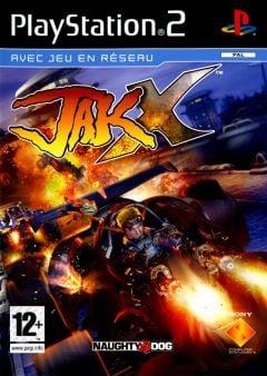 Jaquette de Jak X PlayStation 2