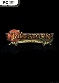 Jaquette de Jamestown PC