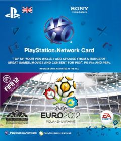 Jaquette de UEFA Euro 2012 PlayStation 3
