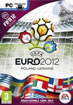 Jaquette de UEFA Euro 2012 PC