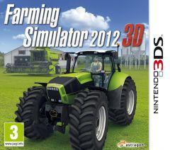 Jaquette de Farming Simulator 2012 3D Nintendo 3DS