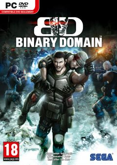 Jaquette de Binary Domain PC