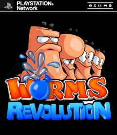 Jaquette de Worms Revolution PlayStation 3