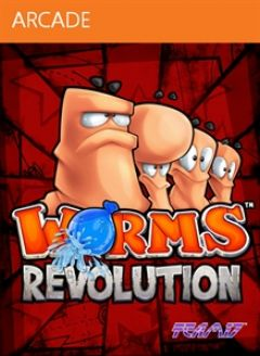 Jaquette de Worms Revolution Xbox 360