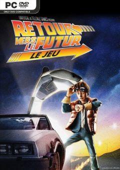Jaquette de Retour Vers le Futur : Le Jeu PC
