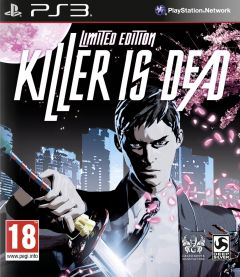 Jaquette de Killer Is Dead PlayStation 3