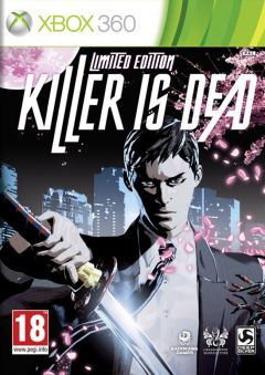 Jaquette de Killer Is Dead Xbox 360