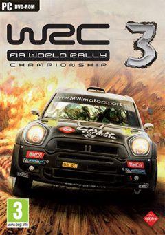 Jaquette de WRC 3 PC