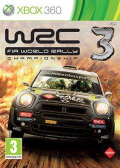 Jaquette de WRC 3 Xbox 360