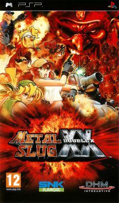 Jaquette de Metal Slug XX PSP
