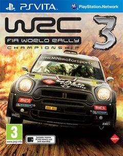 Jaquette de WRC 3 PS Vita