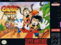 Jaquette de Disney's Goof Troop Super NES