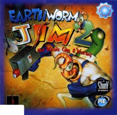 Jaquette de Earthworm Jim 2 PC