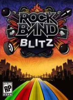 Jaquette de Rock Band Blitz PlayStation 3