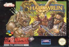 Jaquette de Shadowrun (Super NES) Super NES