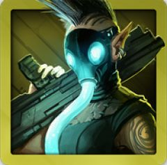 Jaquette de Shadowrun Returns iPad