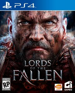 Jaquette de Lords of the Fallen PS4