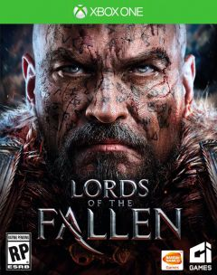 Jaquette de Lords of the Fallen Xbox One