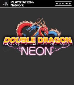 Jaquette de Double Dragon : Neon PlayStation 3