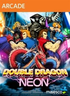 Jaquette de Double Dragon : Neon Xbox 360