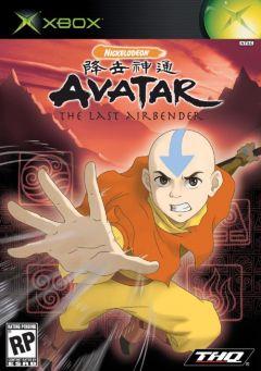 Jaquette de Avatar : le dernier maître de l'air Xbox