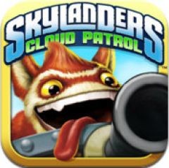 Jaquette de Skylanders Cloud Patrol iPhone, iPod Touch