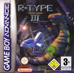 Jaquette de R-Type III : The Third Lightening Game Boy Advance