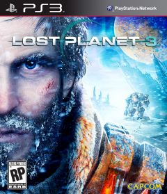 Jaquette de Lost Planet 3 PlayStation 3