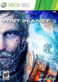 Jaquette de Lost Planet 3 Xbox 360