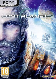 Jaquette de Lost Planet 3 PC