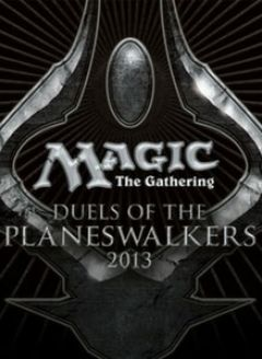 Jaquette de Magic : The Gathering - Duels of the Planeswalkers 2013 PC