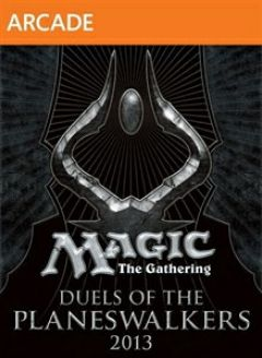 Jaquette de Magic : The Gathering - Duels of the Planeswalkers 2013 Xbox 360