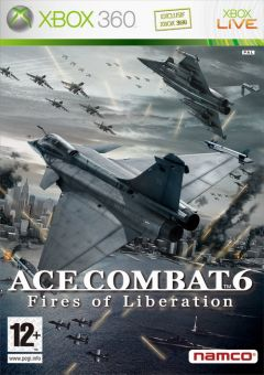 Ace Combat 6 : Fires of Liberation (Xbox 360)