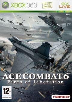 Jaquette de Ace Combat 6 : Fires of Liberation Xbox 360