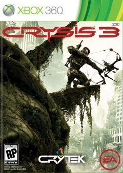 Jaquette de Crysis 3 Xbox 360