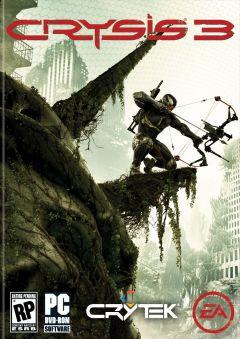 Jaquette de Crysis 3 PC