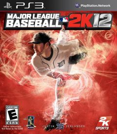 Jaquette de Major League Baseball 2K12 PlayStation 3