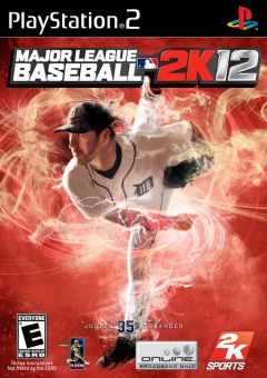 Jaquette de Major League Baseball 2K12 PlayStation 2