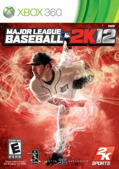 Jaquette de Major League Baseball 2K12 Xbox 360