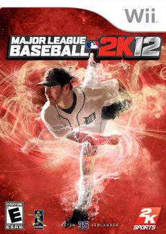 Jaquette de Major League Baseball 2K12 Wii