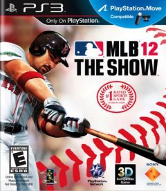 Jaquette de MLB 12 : The Show PlayStation 3