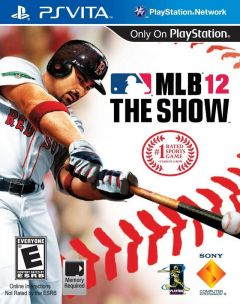 Jaquette de MLB 12 : The Show PS Vita